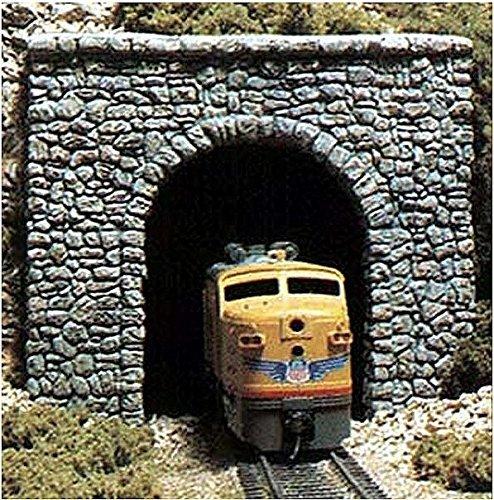 Tunnel Scenics Ho Single Woodland - Woodland Scenics WS 1255 Ho Tunnel Portal Random Stone Single by Woodland Scenics