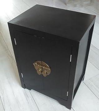 LIFE DECO Meuble Table DE Chevet APPOINT Armoire Noir GUERIDON Oriental  Design Chinois Japonais b0f8b0170202