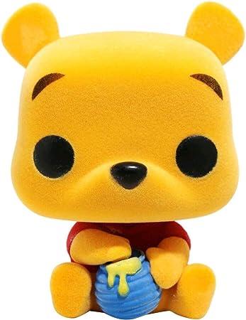 Funko Pop Flocked Winnie the Pooh Disney Hot Topic IN STOCK Pop 252