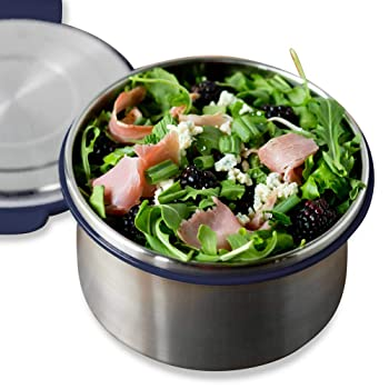 LunchBots Store Salad Container
