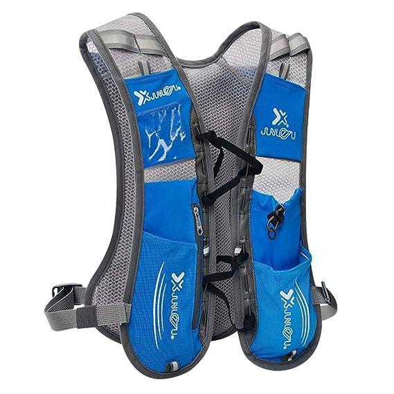 Amazon.com : YEMEKE Ultralight Water Resistant Hydration Pack Camel Backpack Camlback Backpack for Women Men Marathon, Running, Hiking, Cycling, ...