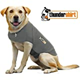 Thundershirt Dog Anxiety Treatment Heather Grey Size Large by Destinie