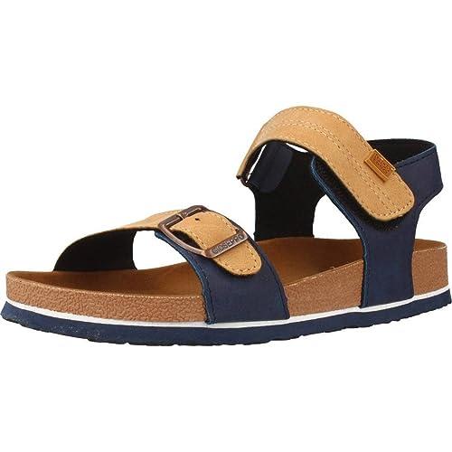 c6ad7151 Sandalias y Chanclas para niño, Color Azul, Marca GIOSEPPO, Modelo Sandalias  Y Chanclas para Niño GIOSEPPO 43154G Azul: Amazon.es: Zapatos y complementos