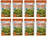 Frontera SPICY Guacamole Mix, 4.5 Ounce Packet (Pack of 8)