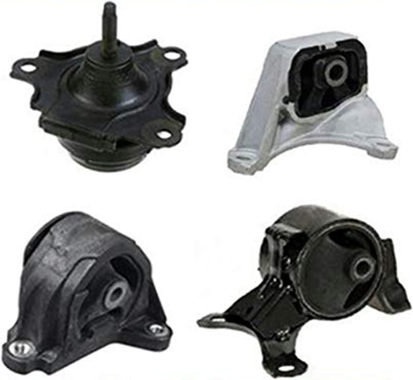 FRONT /& REAR ENGINE MOUNTS FOR MANUAL TRANSMISSION - 2002-2006 ACURA RSX 2.0L