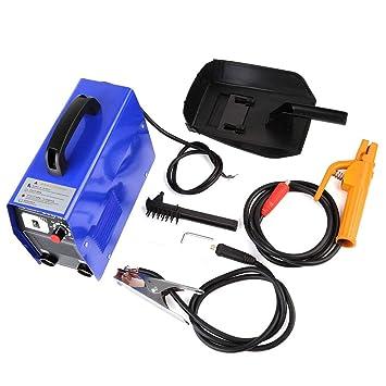 200A ARC MMA IGBT pantalla digital LCD Hot Start soldadora DC Inverter soldador 200 AMP Rod
