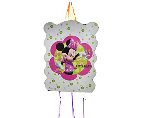 Buy AMFINR Pack Of 1 Khoi Bags For Birthday Party Decoration Items Loot Minnie Mouse Supplies Online At Low Prices In India