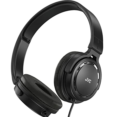 JVC HA-S520-B-E On-Ear Leichtkopfhörer schwarz