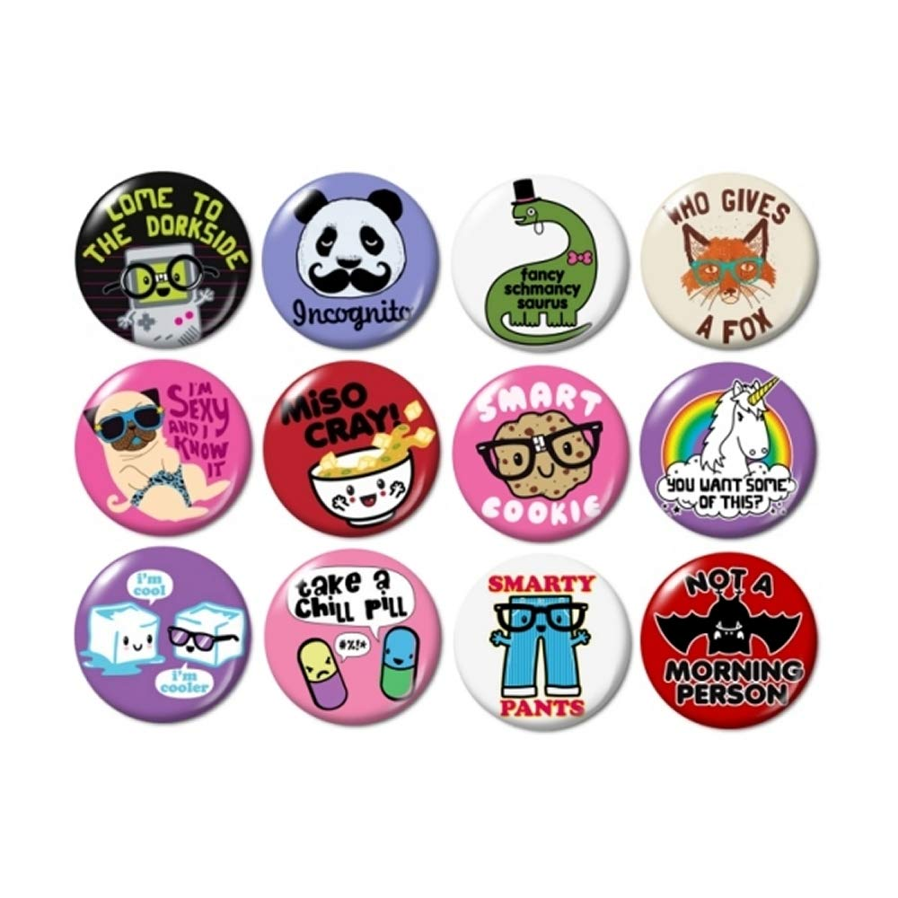 Backpack Pins Forever 21| Perú Gustoso