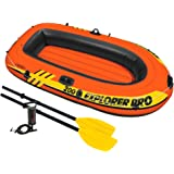 Intex 68624 Kit de montage moteur hors-bord pour bateaux gonflables Seahawk, Challenger et Excursion
