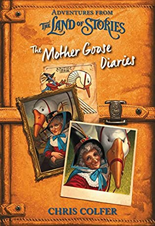 book cover of The Mother Goose Diaries
