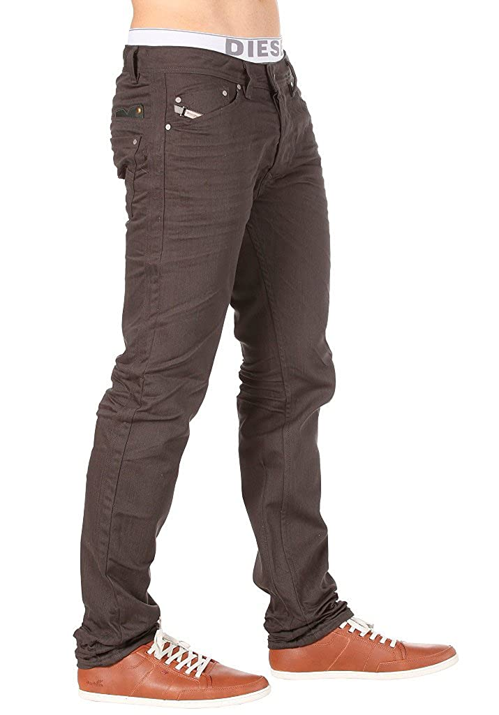 be7cab96 Diesel Darron Tapered Jeans 008QU (32W x 30L): Amazon.co.uk: Clothing