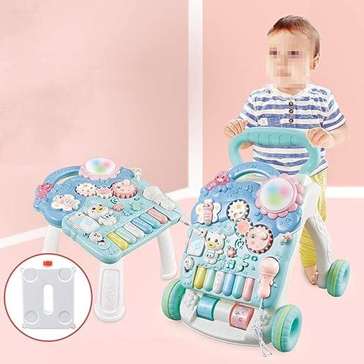 Aszhdfihas-Baby Walker Niños de Juguete para niños pequeños para ...