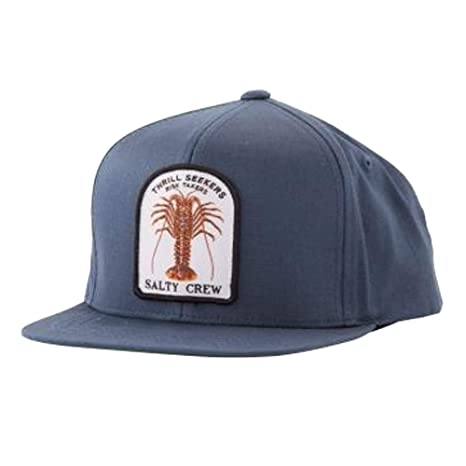 newest f5fe1 e76de Image Unavailable. Image not available for. Color  Salty Crew Men s Buggin  Out  6 Panel Hat ...