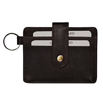 hot sale online b42b7 59f47 Style98 100% Genuine Leather Unisex Credit/Debit Card Holder||Card ...