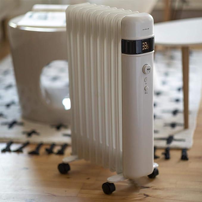 IKOHS ORH2000 - Radiador de Aceite (Blanco): Amazon.es: Hogar