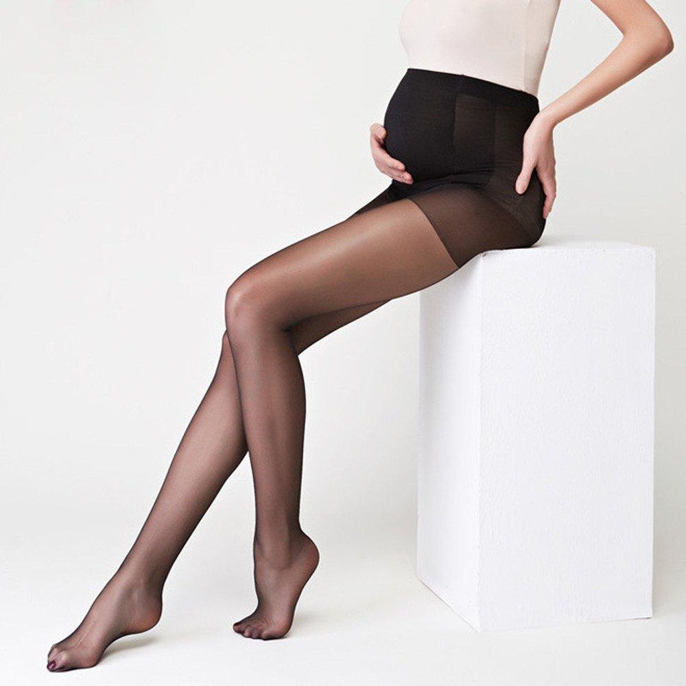 Kiminana Socks, ❤️◕‿◕❤Women Stockings Thin Pantyhose Summer Solid Oversized Bottom Socks