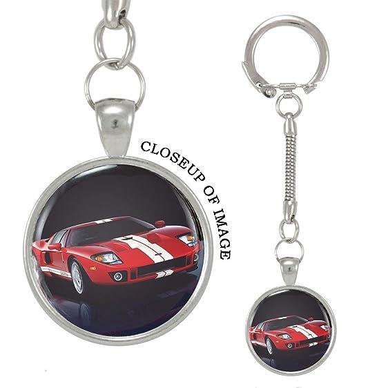Ford Gt Keychain