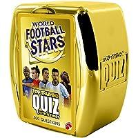Top Trumps 003562 World Football Stars Quiz