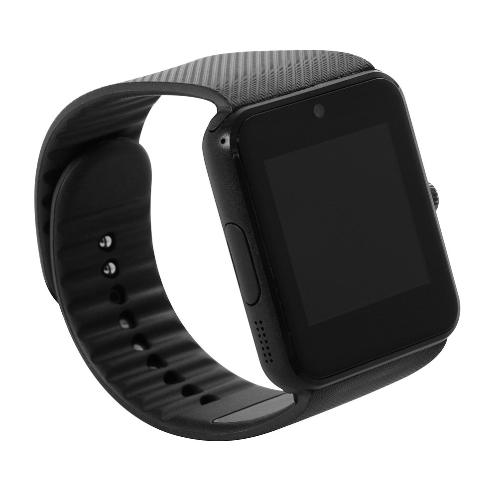 XCSOURCE® GT08 Bluetooth Smartwatch mit Kamera mit: Amazon.de ...