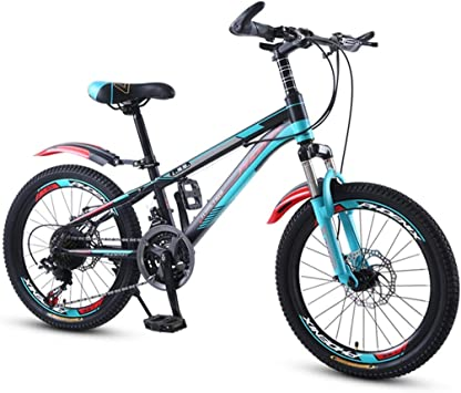 WJSW Bicicletas para niños Bicicleta para niños Bicicleta de ...