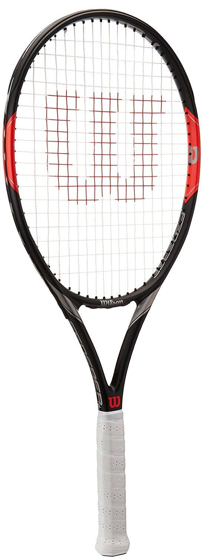 Wilson Federer Team 105 Tennis Racquet (4 1/2)