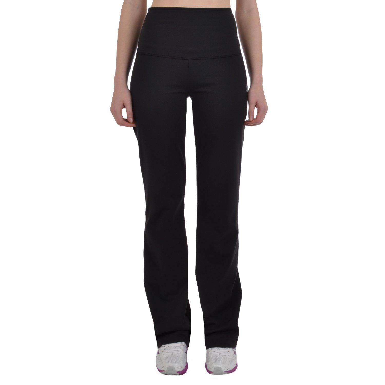 Ladies Reebok para mujer LUX pantalones Leggings pantalones de ...