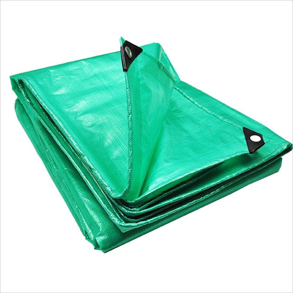 テントの防水シート 屋外厚い防水シート防水日除け防水シートレインオーニング布自動車のトラックタープ0.35mm -180g/m2 それは広く使用されています (サイズ さいず : 3*4m) B07D21SJWZ 3*4m  3*4m