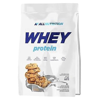 ALLNUTRITION Whey Protein 908g paquete de 1 proteína en ...