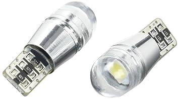 T10C1W - Blanca de Canbus SMD LED lámpara bombilla de repuesto luces de posición W5W T10