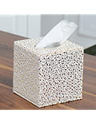 THEE Carved Paper Towel Holder Table Top European Style
