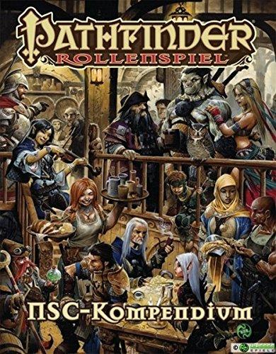 Pathfinder NSC-Kompendium Taschenbuch Taschenbuch – 1. Oktober 2018 Jason Buhlman 3957529964 Spielen / Raten Spiel / Rollenspiel