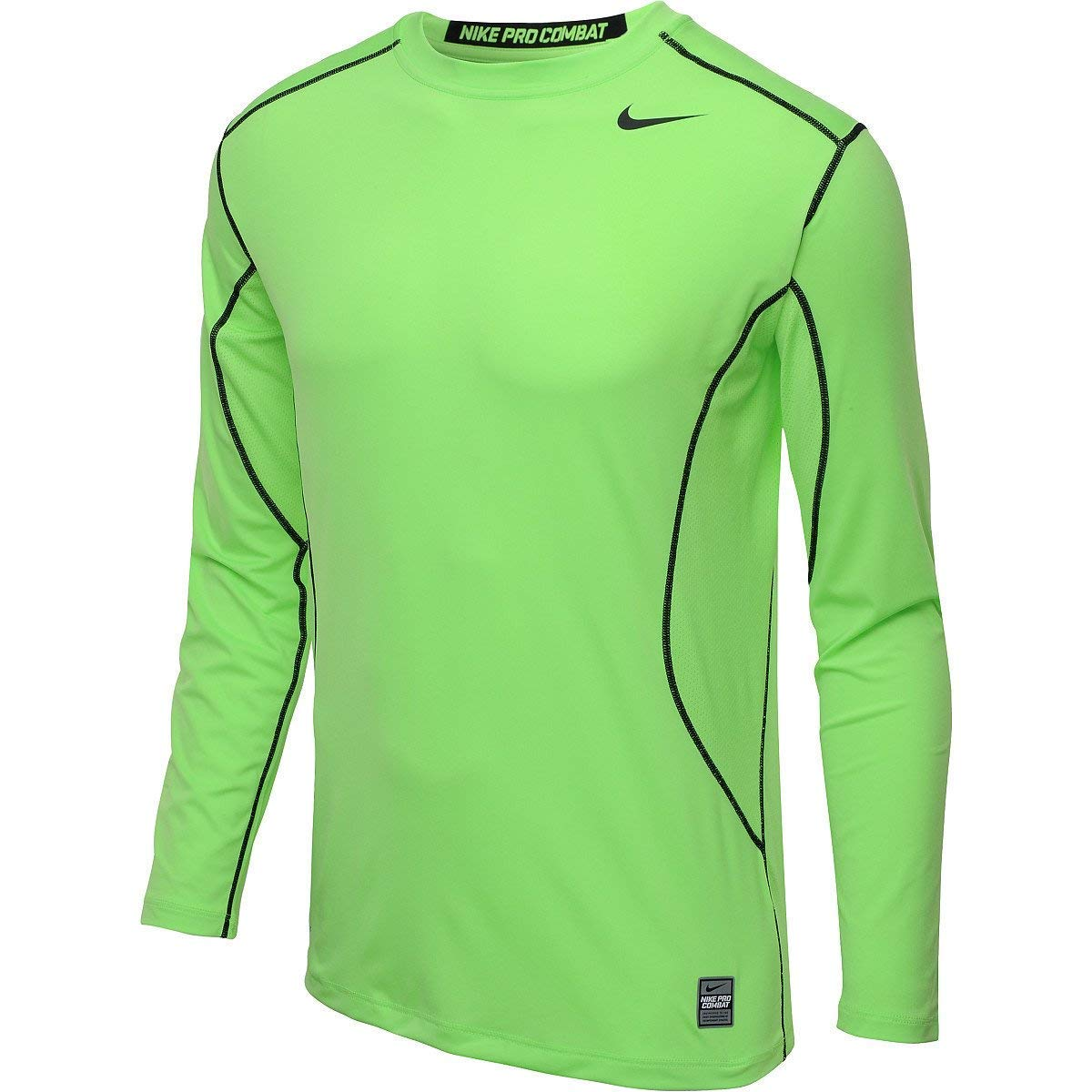 543372ac7 Nike Long Sleeve Pro Combat Core Fitted Shirt - DREAMWORKS