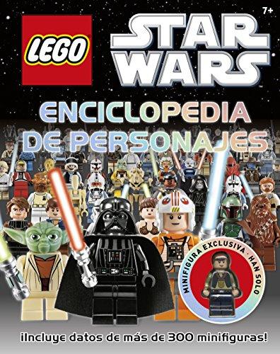 Descargar Libro Enciclopedia De Personajes Lego Star War: Enciclopedia De Personajes Lego Star Wars Hannah Dolan