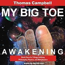My Big TOE: Awakening Audiobook by Thomas W . Campbell Narrated by Thomas W. Campbell