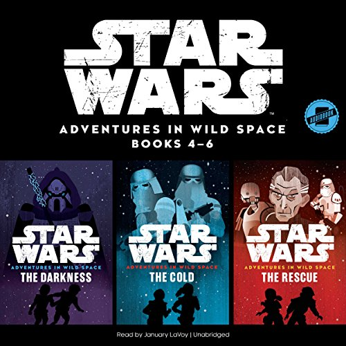 Star Wars: Adventures in Wild Space Series, Books 4-6: The Star Wars Adventures in Wild Space Series