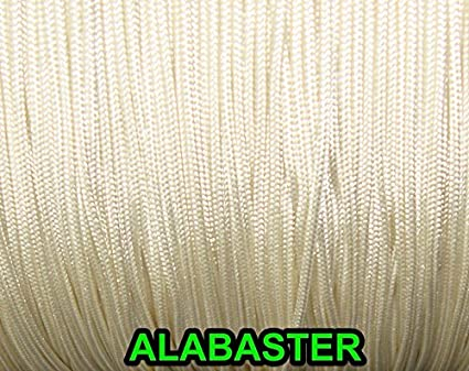 10 YARDS 2.0MM VANILLA TRAVERSE CORD for Vertical Blinds /& Draperies
