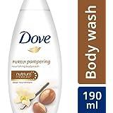 Dove Shea Butter and Warm Vanilla Body Wash, 190 ml