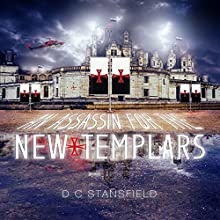 An Assassin for the New Templars Audiobook by D. C. Stansfield Narrated by Paul Jenkins