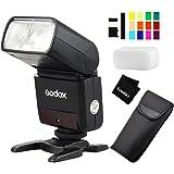 Godox TT350O TTL 2.4G Camera Flash GN36 1/8000s HSS Wireless Mini Flash Speedlight for Olympus Panasonic Cameras