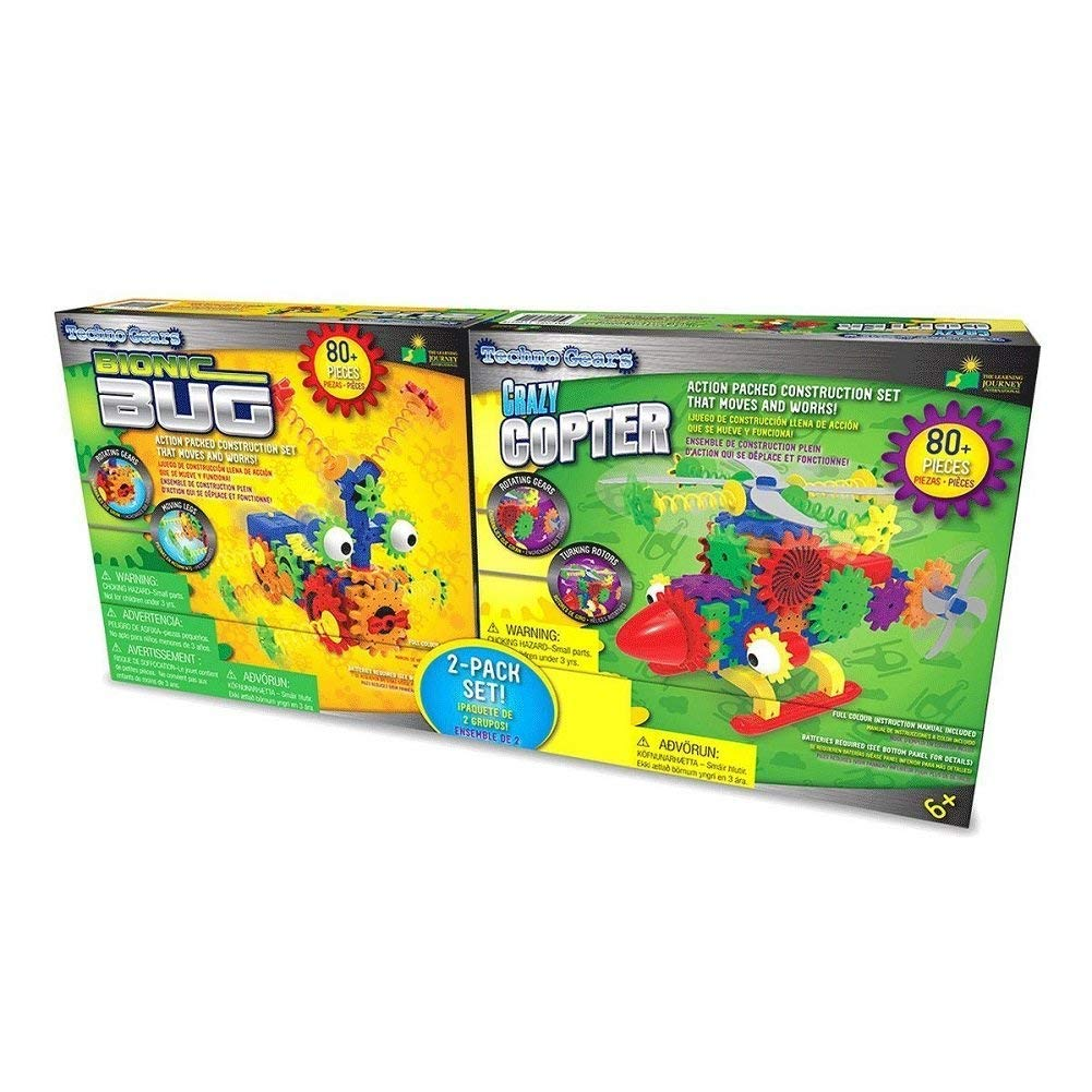Learning Resources Mgears Building Set LER8164 VS244383