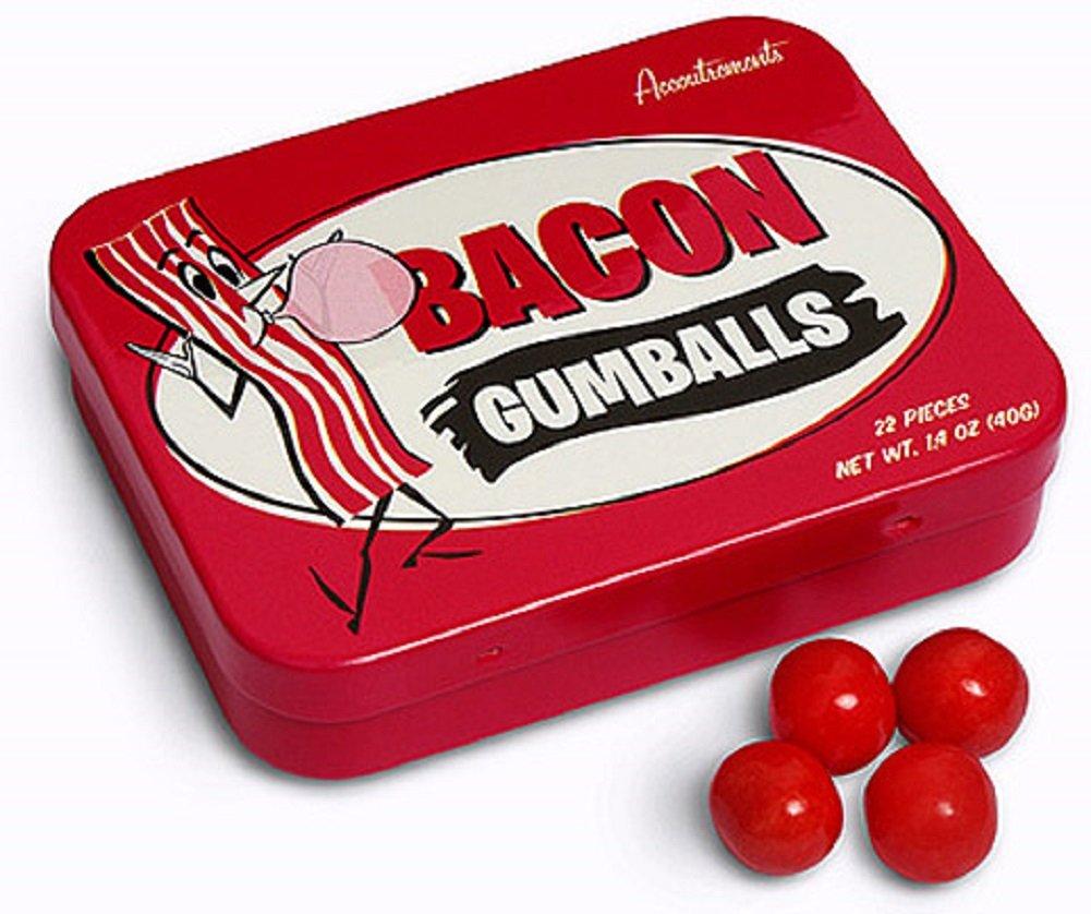bacon gumballs gag gift