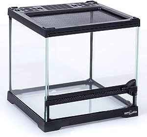 REPTIZOO Mini Reptile Glass Terrarium Tank 8