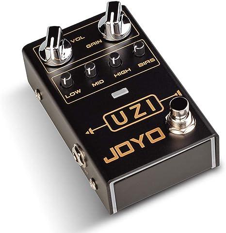 JOYO R-03 - Pedal de efectos para guitarra profesional, con música ...