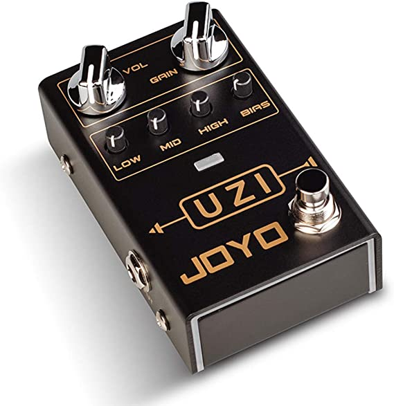 JOYO R-03 Professional Guitar Multi Effect Pedal | Music Elevated By Cutting Edge Technology