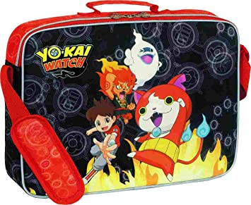 Sportandem Yo Kai Watch Fire Mochila Tipo Casual, 38 cm: Amazon.es: Equipaje