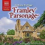Framley Parsonage: Chronicles of Barsetshire, Book 4 | Anthony Trollope