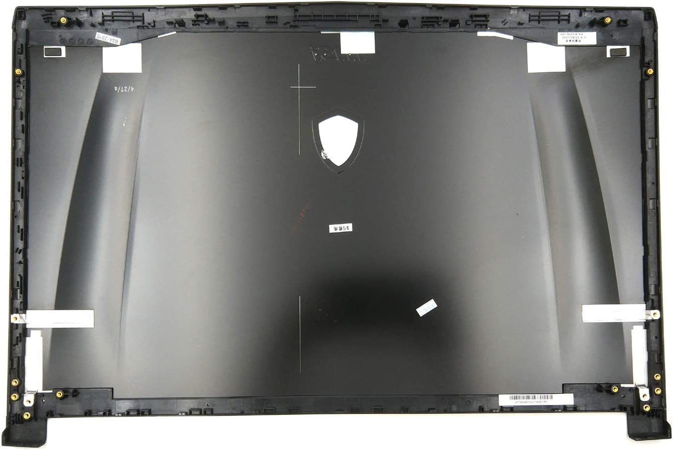 LCD Back Cover Rear Lid for MSI GE62 6QD//GE62 6QE//GE62 6QF Apache Pro