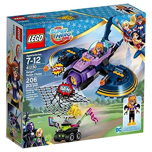 LEGO - DC Super Hero Girls Batgirl Batjet Chase