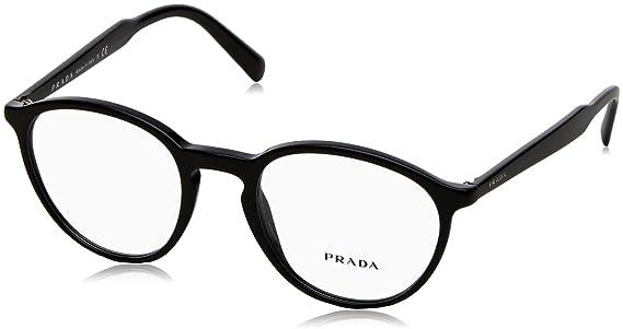 eb73aa4ff859 ... buy amazon prada mens pr 13tv eyeglasses 49mm clothing 3e757 3e5f9